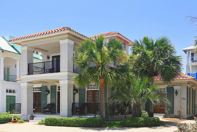 Caribe Single Family Home For Sale: 324 Rue Caribe