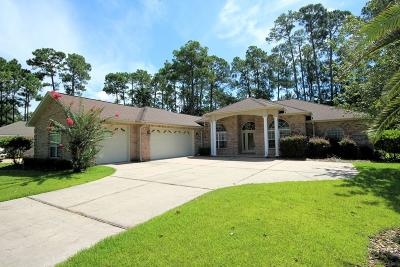 Niceville Single Family Home For Sale: 157 Red Maple Way