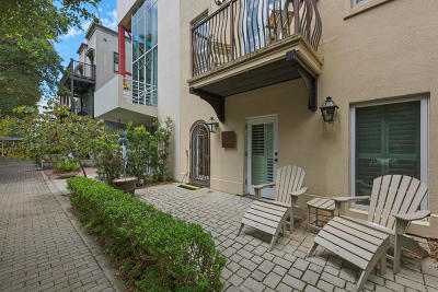 Santa Rosa Beach Condo/Townhouse For Sale: 304 W Ruskin Place
