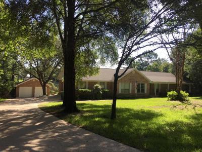 Crestview Single Family Home For Sale: 5533 Monterrey Road