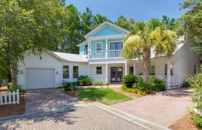 Miramar Beach Single Family Home For Sale: 2093 Tradewinds Cove