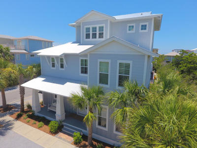 Seacrest Single Family Home For Sale: 101 W Seacrest Beach Boulevard