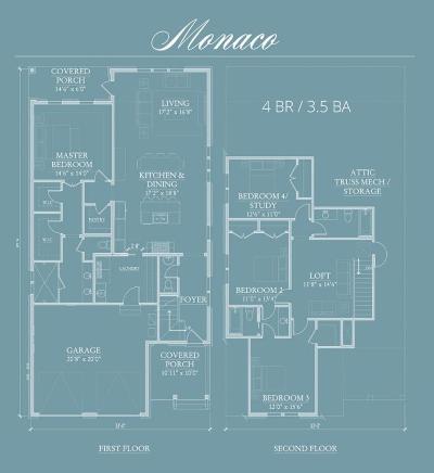 Santa Rosa Beach Single Family Home For Sale: Lot 18-B Ridgewalk Circle #Monaco