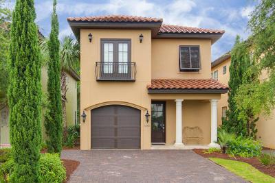 Miramar Beach Single Family Home For Sale: 1883 Baytowne Loop