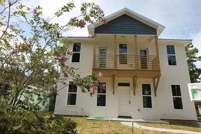 Santa Rosa Beach Single Family Home For Sale: 1665 Indian Woman Road