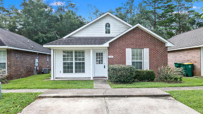 Niceville Single Family Home For Sale: 1609 Chadwick Lane