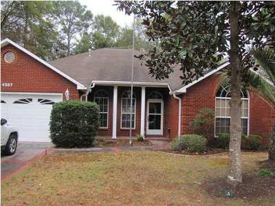 Crestview Single Family Home For Sale: 4587 Top Flight Drive
