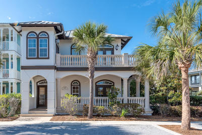 Seacrest Single Family Home For Sale: 428 Beach Bike Way