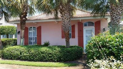 Miramar Beach Single Family Home For Sale: 28 Aquamarine Cove