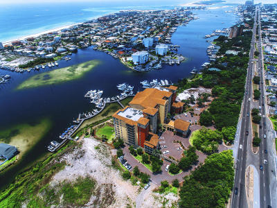 Destin FL Condo/Townhouse For Sale: $525,000
