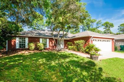 Destin Single Family Home For Sale: 3868 Mesa Road