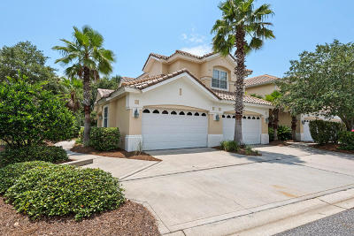 Destin Condo/Townhouse For Sale: 4524 Golf Villa Court #UNIT 304