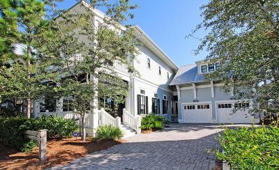 Santa Rosa Beach Single Family Home For Sale: 82 Flatwood Street