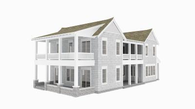 Santa Rosa Beach Single Family Home For Sale: Okeechobee E Lot 77 Okeechobee Cr. E.