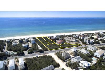 Santa Rosa Beach FL Residential Lots & Land For Sale: $3,475,000