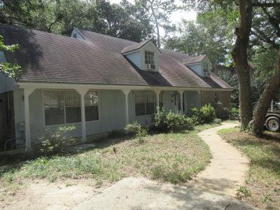 Niceville Single Family Home For Sale: 709 Kumquat Avenue