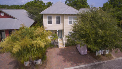 Santa Rosa Beach Single Family Home For Sale: 200 Hidden Lake Way