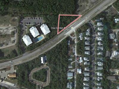 Residential Lots & Land For Sale: 4800 E County Hwy 30a