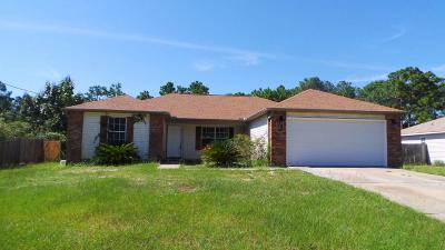 Navarre Single Family Home For Sale: 9353 E River Drive