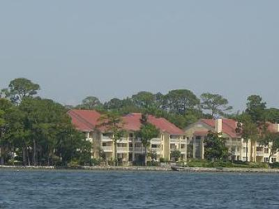 Niceville Condo/Townhouse For Sale: 47 Marina Cove Dr. #112