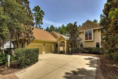 Watersound Single Family Home For Sale: 339 Cannonball Lane