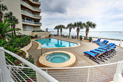 Destin Condo/Townhouse For Sale: 100 Gulf Shore Drive #103
