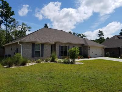 Crestview Single Family Home For Sale: 4525 Beth Circle