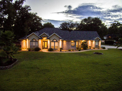 Crestview Single Family Home For Sale: 4420 Parsoni Loop