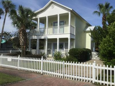 Destin Single Family Home For Sale: 4470 Ocean View Drive