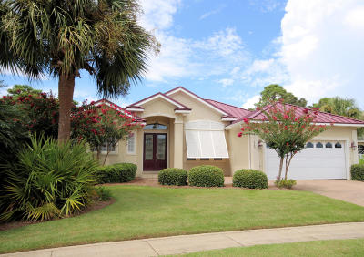 Destin Single Family Home For Sale: 4729 Papaya Park