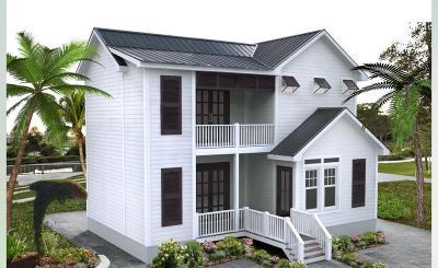 Santa Rosa Beach Single Family Home For Sale: lot 21 Redfish Circle