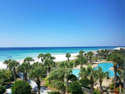Panama City Beach Condo/Townhouse For Sale: 6627 Thomas Drive #UNIT 301