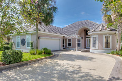 Destin Single Family Home For Sale: 258 Okeechobee Cove