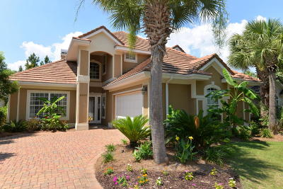 Destin Single Family Home For Sale: 4597 Sailmaker Lane