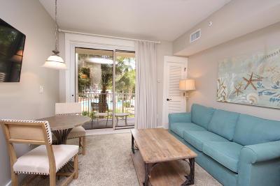 Miramar Beach Condo/Townhouse For Sale: 9300 Baytowne Wharf Boulevard #418