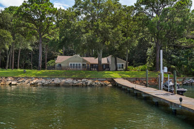 Destin Single Family Home For Sale: 4025/4029 Indian Trail