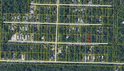 Residential Lots & Land For Sale: LOT 29 Wild Blueberry Way