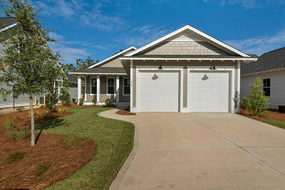 Inlet Beach Single Family Home For Sale: 54 Jack Knife Drive #(Lot 143