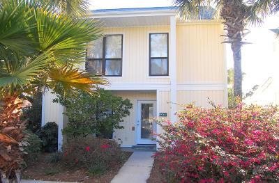 Miramar Beach Condo/Townhouse For Sale: 744 Sandpiper Drive #744