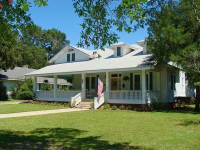 Defuniak Springs FL Single Family Home For Sale: $498,500