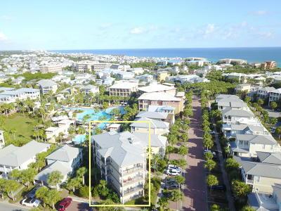 Seacrest Condo/Townhouse For Sale: 80 W Seacrest Beach Boulevard #UNIT 101