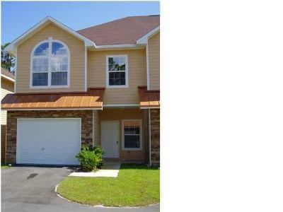 Santa Rosa Beach Condo/Townhouse For Sale: 732 E Mack Bayou Drive #UNIT 8