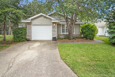 Niceville Single Family Home For Sale: 252 Parkwood Circle