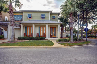 Miramar Beach Single Family Home For Sale: 10 S Saint Francis Drive