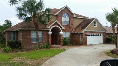 Single Family Home For Sale: 507 Fallin Water Drive