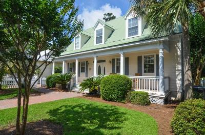 Miramar Beach Single Family Home For Sale: 2102 Hideaway Cove