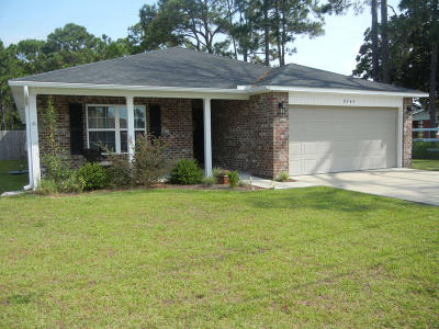 Navarre Single Family Home For Sale: 8944 Quail Roost