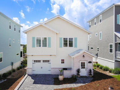 Inlet Beach Single Family Home For Sale: 10 Inlet Cove