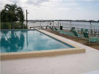 Fort Walton Beach Condo/Townhouse For Sale: 308 SW Miracle Strip Parkway #UNIT 11B