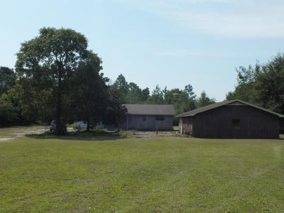 Defuniak Springs FL Single Family Home For Sale: $55,000